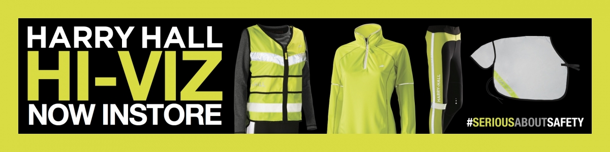 Harry Hall Hi Viz products in stock now