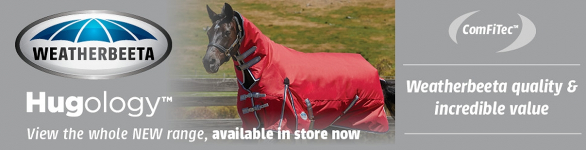 WeatherBeeta Comfitec Classic Rugs in stock now!