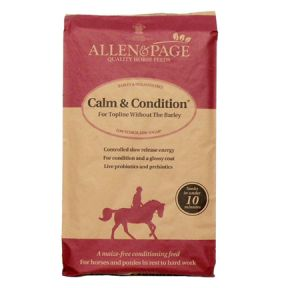 Allen & Page Calm and Condition
