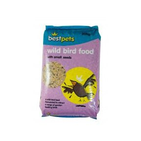 Best Pets Wild Bird Food