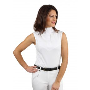 Shires Ladies Sleeveles Stock Shirt