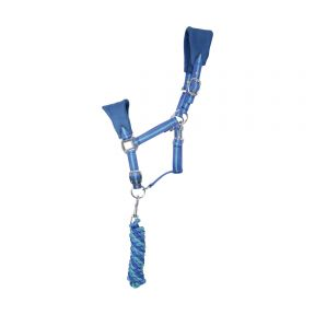 Zeddy Fleece Head Collar and Lead Rope