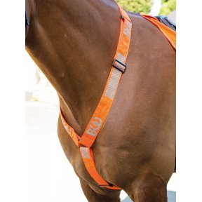 Bridleway High Visibilty Breastplate