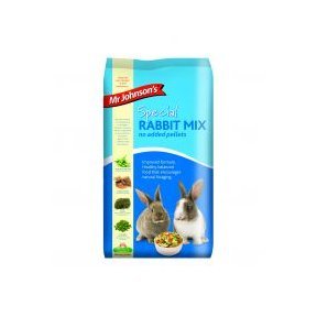 Mr Johnsons Special Rabbit Mix (No Added Pellets)