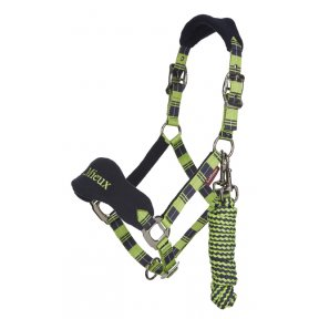 LeMieux Signature Headcollar and Leadrope