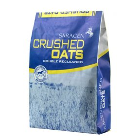 Saracens Crushed Oats