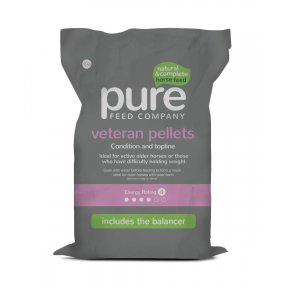 Pure Veteran Pellets