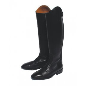 Rhinegold Elite Valencia Leather Riding Boot