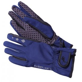 Harry Hall Soft Shell Riding Gloves