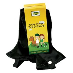 Tuffa Easy Peasy Children's Half Chaps