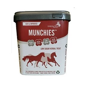 Saracens Munchies Herbal Treats